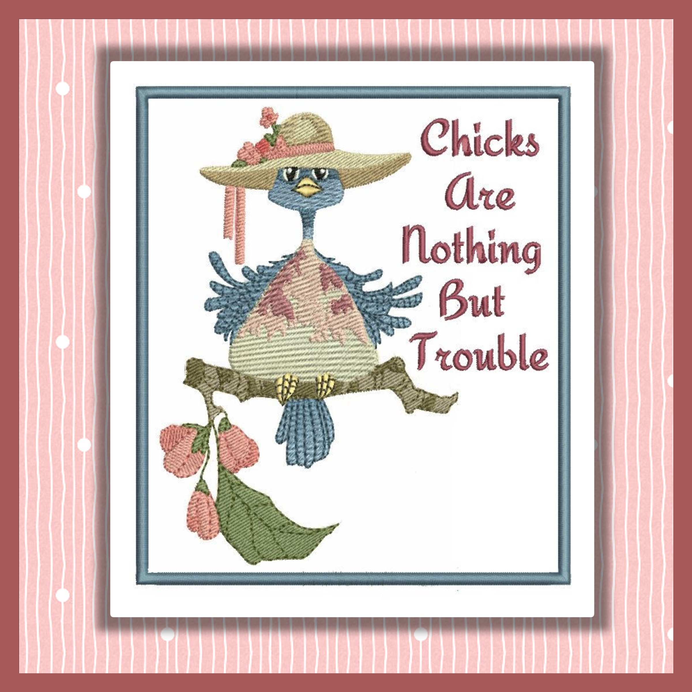 Chicks Are Trouble
