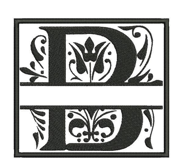 regal split font abc