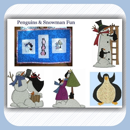 Penguins & Snowmen
