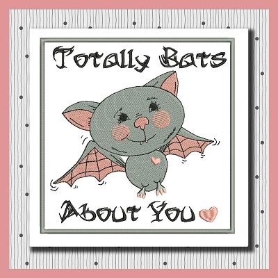 Bat Fun For Your Valentine & More