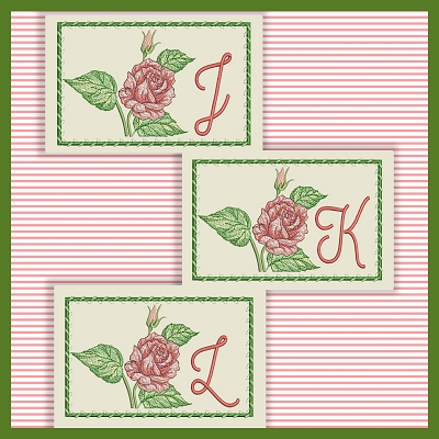 Just A Rose Font JKL