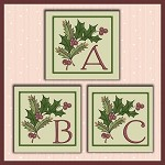 Holiday Berries Font ABC