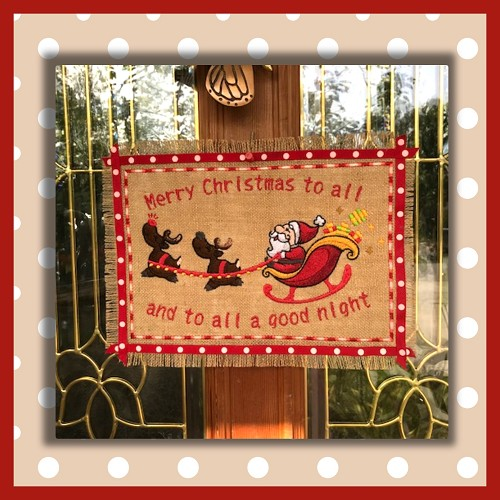 Sleigh Ride Santa Set