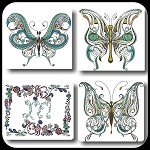 Ultra Butterflies Elements