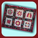 Holiday Quilt Set