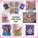 Scallop Gift Card Set