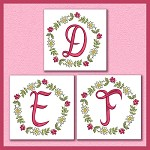 Berry Daisy Font DEF