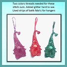 Gnome Freestanding Lace Set