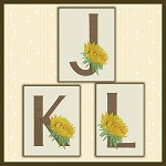 Just A Sunflower Font JKL