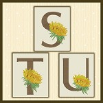 Just A Sunflower Font STU