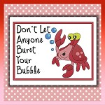 Burst Your Bubble