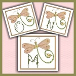 Dragonfly Font MNO