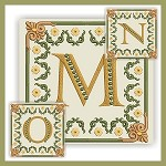 Golden Dream Monogram MNO