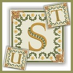 Golden Dream Monogram STU