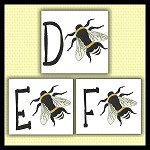 Honey Bee Font DEF
