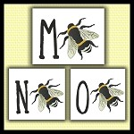 Honey Bee Font MNO