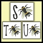 Honey bee Font STU