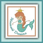 Mermaid Dreams Single in Stitches