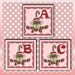 Monkey Business Font ABC