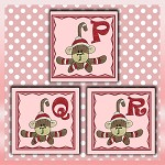 Monkey Business Font PQR