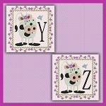 Moo Cow Font YZ