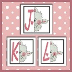 Peek Kitty Font JKL