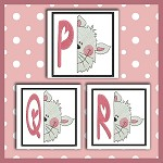 Peek Kitty Font PQR