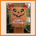 Pumpkin Door Hanger Project